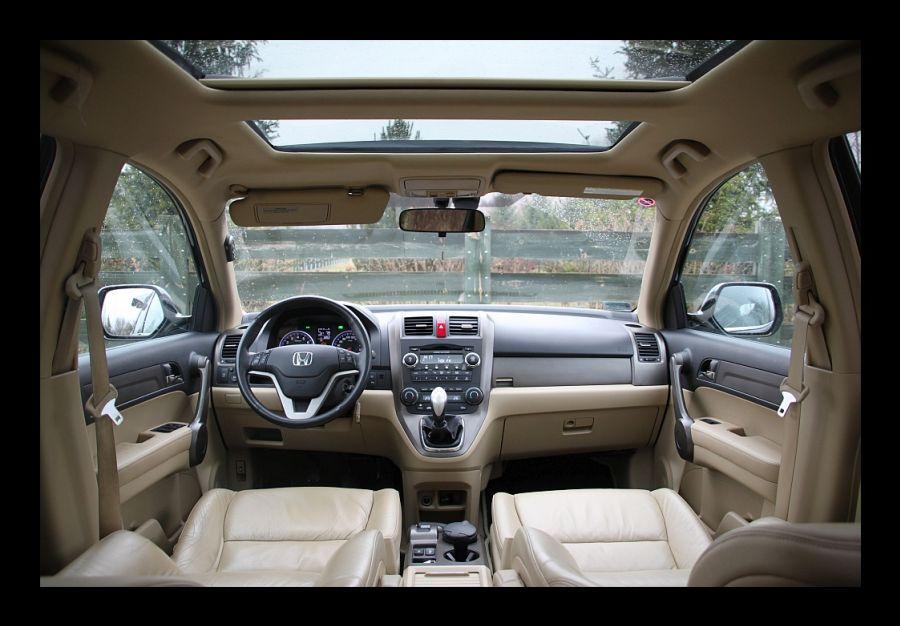 Sprzedany Honda Crv 2 0 Executive Jasna Sk 243 Ra 2008 95000